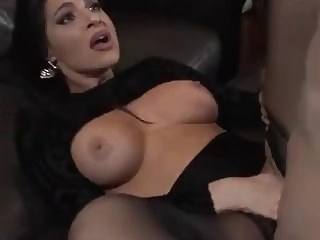big tits DevilsFilm Slutty Mom Squirts for Sons Best Friend blowjob