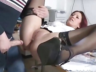 3some Natalie_Hot fickt den Boss ass fuck