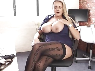 big boobs Katie T Jerk And Squirt big butt