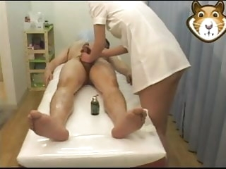 asian Japan Massage(uncensored) handjob