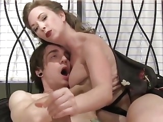 cumshot Queen Of Cum handjob