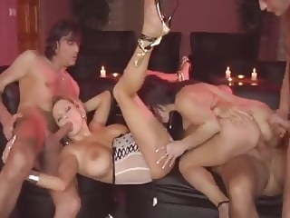 group sex Swingin' Mom's Sex Party (full movie) milf