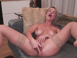 anal MILF with DSL fucks her ass and pussy mature